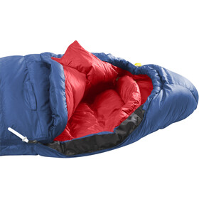Fjällräven Singi Three Seasons Saco de Dormir Largo, bay blue